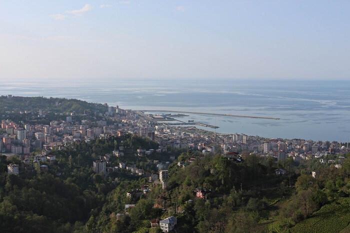 Dağmaran-Rize Gezi Rehberi