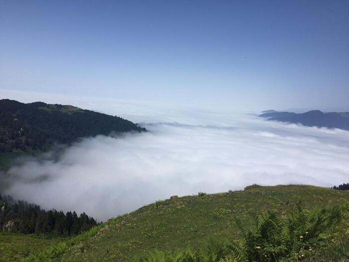 Bulut Denizi-Rize Gezi Rehberi