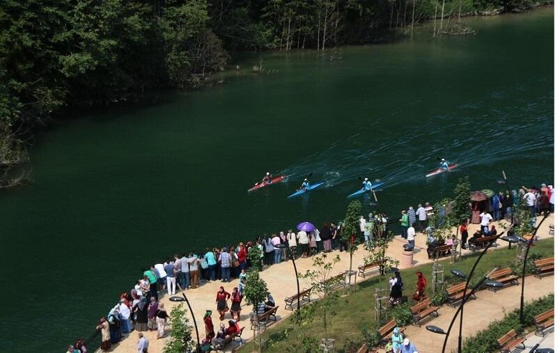 Hemşin Su Sporları Şenliği-Rize