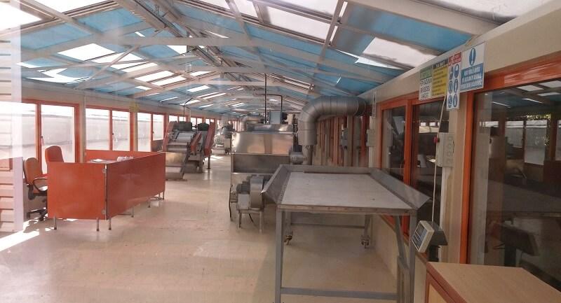 Model Çay İşleme Fabrikası Ziraat Çay Bahçesi