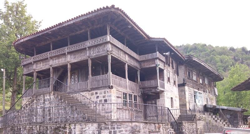 Bilen Köyü Camii -Hemşin