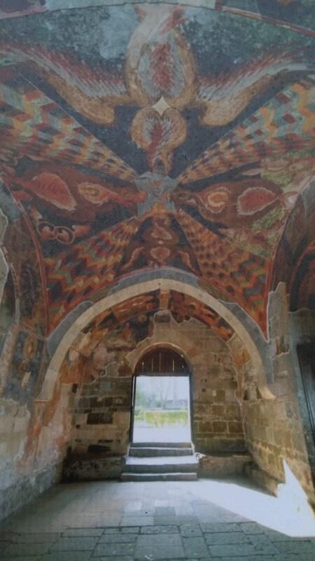 Trabzon Ayasofya Freskler..