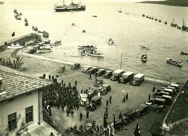 Atatürk'ün Trabzon Gezisi