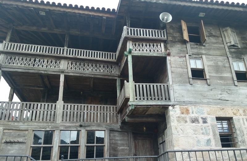 Ecdat Hatırası Tarihi Bilen Köyü Camii
