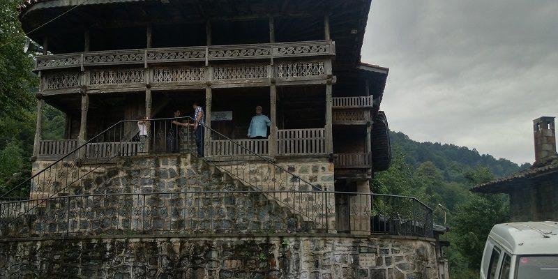 Tarihi Bilen Köyü Camii