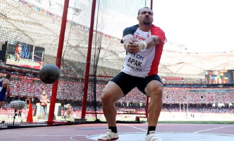 Atletizm Dalları- Çekiç Atma