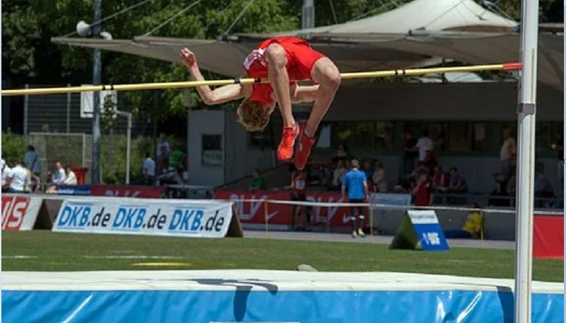 Atletizm Dalları- Yüksek Atlama