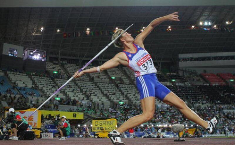 Atletizmde atmalar - Cirit Atma