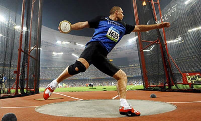 Atletizmde atmalar - Disk Atma